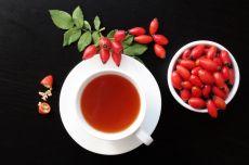 Ceai de măceșe - beneficii și proprietăți